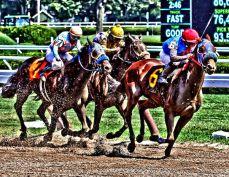 Saratoga Race Track 2